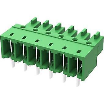Gabinete Degson Pin - PCB 15EDGA Número total de pinos 3 Espaçamento de contato: 3,81 mm 15EDGA-3.81-03P-14-00AH 1 pc(s)