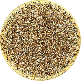 POPSOCKETS Glitter Gold Mobile phone stand Gold, Glitter effect