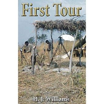 First Tour by H J Williams - 9780722349564 Book