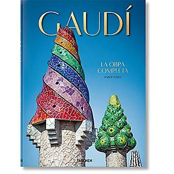 Gaudi. The Complete Works by Rainer Zerbst - 9783836564465 Book