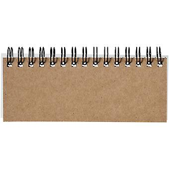 Bullet Spiral Bound Sticky Note Book