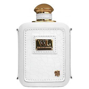 Alexandre J. - Západní kůže bílá - Eau De Parfum - 100ML
