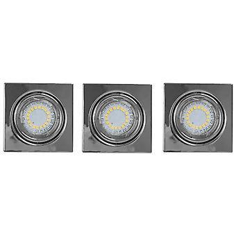 Juls Color Chrome Metal 8.3x8.3x lampe à fonte