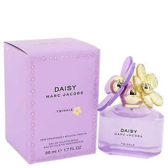 Daisy Twinkle Eau De Toilette Spray By Marc Jacobs 1.7 oz Eau De Toilette Spray