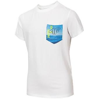4F JTSM020 HJL20JTSM020BIAY universal summer women t-shirt