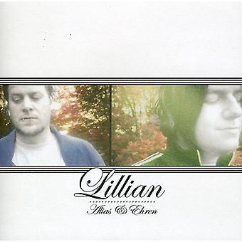 Alias & Ehren - Lillian [CD] USA import