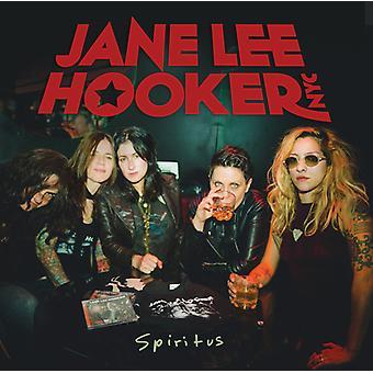 Hooker*Jane Lee - Spiritus [CD] USA import
