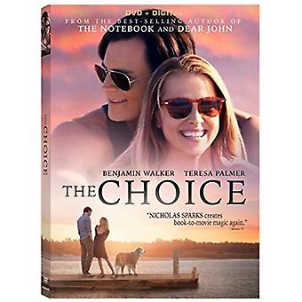 Importação de EUA escolha [DVD]