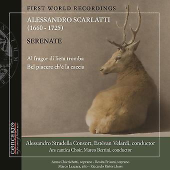 Serenate [CD] USA import