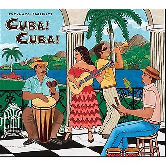 Putumayo Presents - Cuba Cuba [CD] USA import