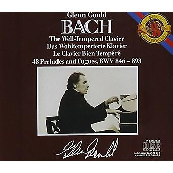 Well Tempered Clavier [CD] USA import