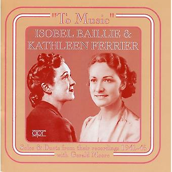 To Music Solos & Duets From Their Recordings 1941- [CD] USA import