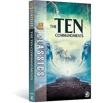 Tien geboden [DVD] USA importeren