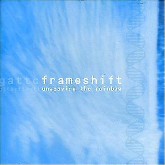 Frameshift - Unweaving the Rainbow [CD] USA import