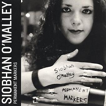 Siobhan O'Malley - Permanent markører [CD] USA import