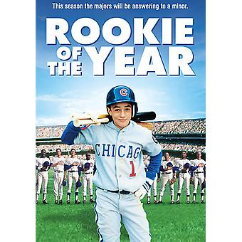Rookie of the Year [DVD] USA import