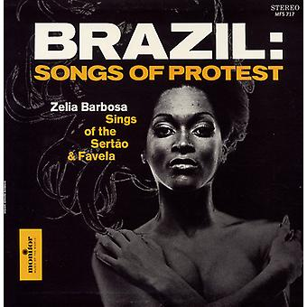 Zelia Barbosa - Brazil: Songs of Protest [CD] USA import