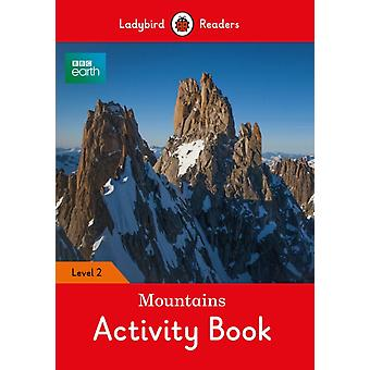 BBC Earth Mountains Activity Book Lady by Ladybird