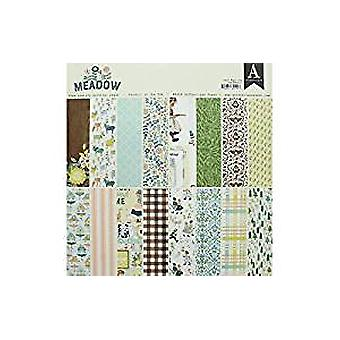 Authentique Meadow 12x12 Tuuman Paperityyny