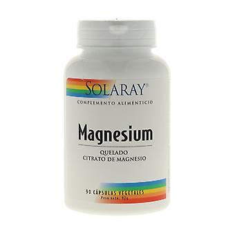 Magnesium 90 vegetabilske kapsler