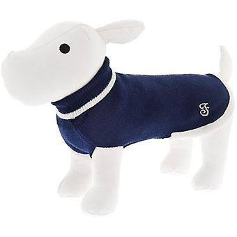 Ferribiella Cheers Blue Sweater (Dogs , Dog Clothes , Coats and capes)