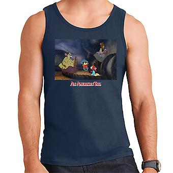 An American Tail Fievel And Family Men's Vest