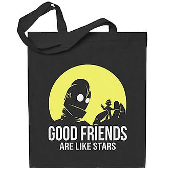 Good Friends Iron Giant Totebag