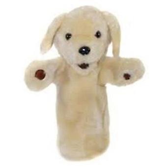 Marionet selskab langærmet gul Labrador