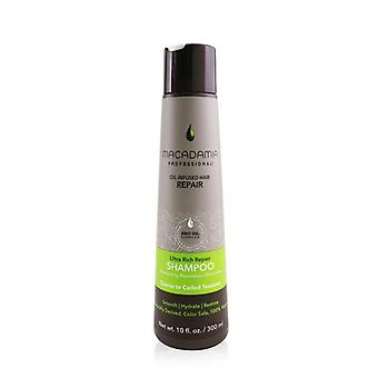Macadamia Natural Oil Professional Ultra Rich Repair Shampoo (Coarse to Coiled Textures) 300ml/10oz
