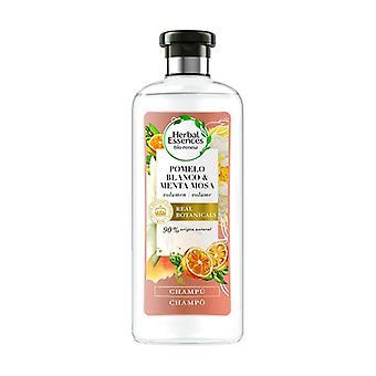 Organic Grapefruit and Mint Shampoo 400ML
