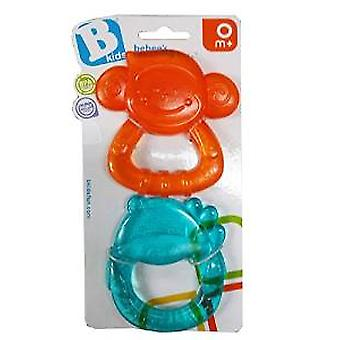 Baby Toys - B Kids - Bobee'sTeething Pals (Set of 2) 004816