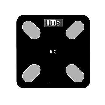 Body Fat Scale Smart Bmi Led Digital- Łazienka Wireless, Waga Waga Waga Waga,