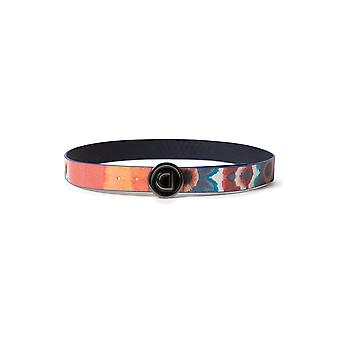 Desigual Skyline Reversible Belt Bright / Plain Feature D Buckle 20WARP09 100