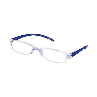 Lesebrille Unisex  Facile blaue Stärke +3,00 (le-0129B)