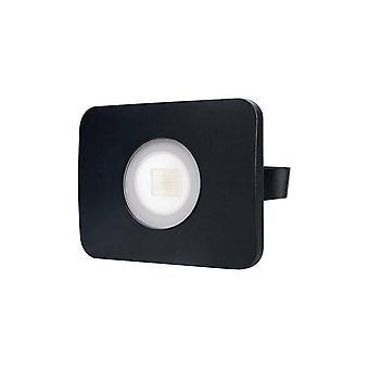 LED Floodlight 20W 4000K 1800lm Matt Black  IP65
