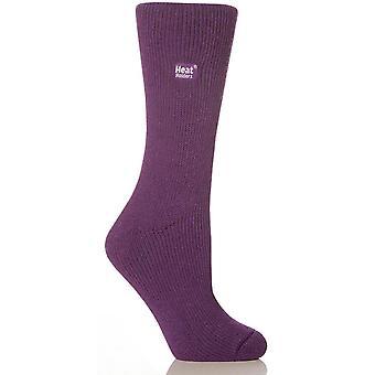 Heat Holders Women's Heat Holder Socks Purple