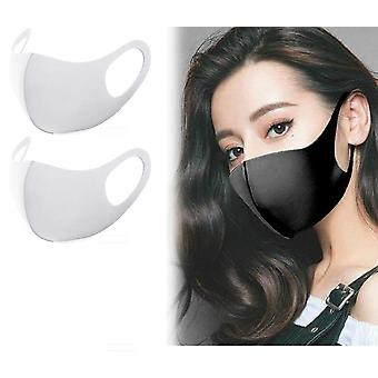 Tvättbart, tvättbara munskydd 2-pack, rosa