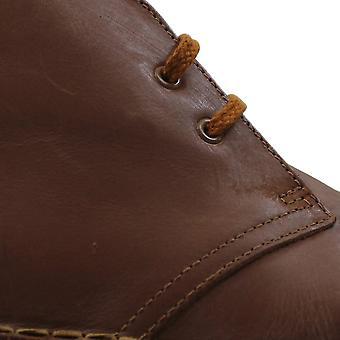 Clark&s Bushacre 2 Tan Leather 26112317 Mężczyźni&s