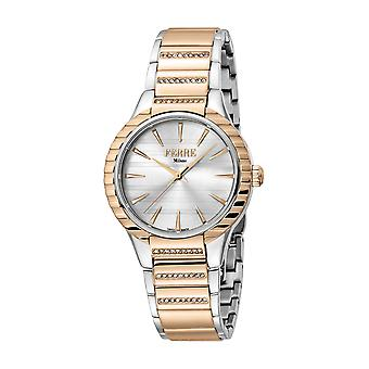 Ferre Milano Women's FM1L114M0101 Diamonds Two-Tone IP Stainless Steel Watch