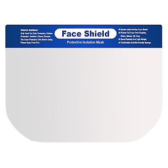 Protective visor for the Face
