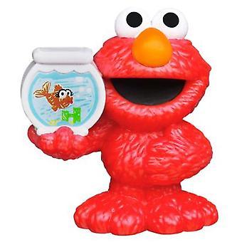 """Sesam straat één 3"""" figuur Elmo"""