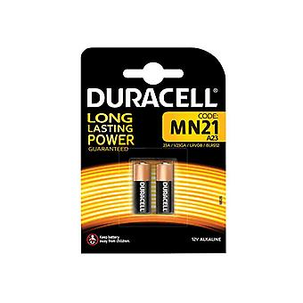 Duracell MN21 A23 LRV08 Battery (Pack 2) S5738