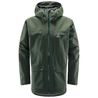 Haglofs Fjell Green Mens Rubus GTX Jacket