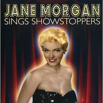Jane Morgan - Jane Morgan Sings Showstoppe [CD] USA import