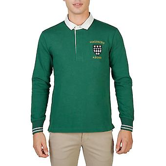 Oxford university men's long sleeves polo shirt- oriel-polo-ml
