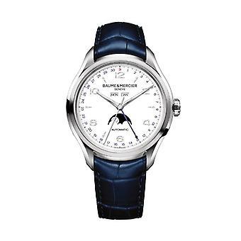 Baume et Mercier Clifton Moonphase Automatic Men's Watch 10450