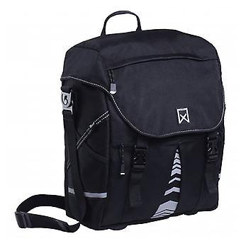 Willex Bicycle Bag XL 1200 25 L Black 13511