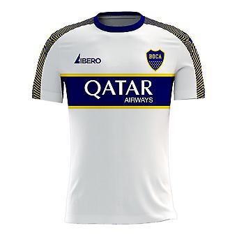 Boca Juniors 2020-2021 Away Concept Football Kit (Libero)