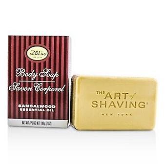 Body Soap - Sandalwood Essential Oil 198g or 7oz