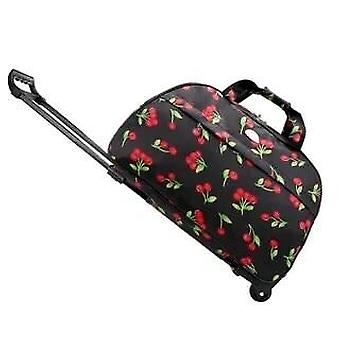 Trolley Luggage Women Travel Bags Fashion Suitcase With Wheels Rolling Luggage